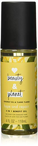 Love Beauty and Planet 3-in-1 Benefit Oil