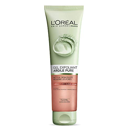 L'Oréal - Pure Clay Cleanser with Red Algae