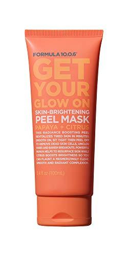 Formula Ten-O-Six - Get Your Glow On, Peel-off Mask