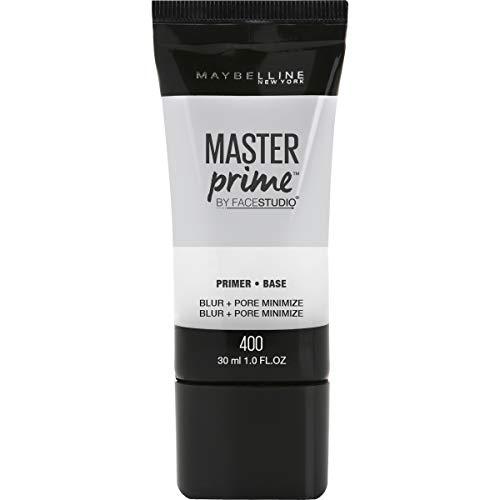 Maybelline New York - Facestudio Master Prime Primer Makeup, Blur + Pore Minimize