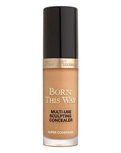 Toofaced - Born This Way Super Coverage Multi-Use Sculpting Concealer Mocha - Rich Tan with Rosy Undertones