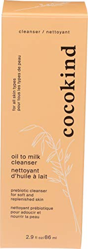 Cocokind - Cleanser Prebiotic Oil To Milk