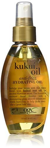 Ogx - Anti-Frizz Hydrating Kukui Oil, Hydrate Plus Defrizz