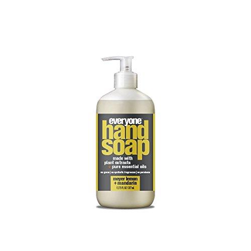Everyone - Everyone Hand Soap, Meyer Lemon plus Mandarin, 12.75oz