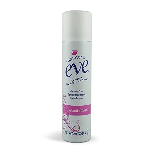 Summer'S Eve - Summer's Eve Feminine Deodorant Spray 2 oz (56.7 g)
