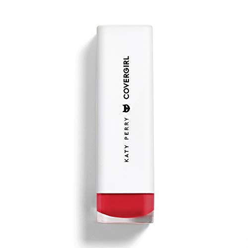 Covergirl - COVERGIRL Katy Kat Matte Lipstick Created by Katy Perry Crimson Cat, .12 oz (packaging may vary)