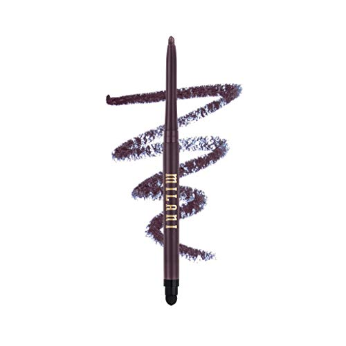 Milani - Milani Stay Put Waterproof Eyeliner Pencil, 03 Hooked on Espresso