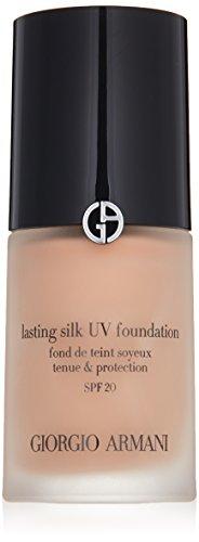 Giorgio Armani Beauty - Giorgio Armani Lasting Silk Uv Foundation Spf 20, #7 Tan, 1 Ounce