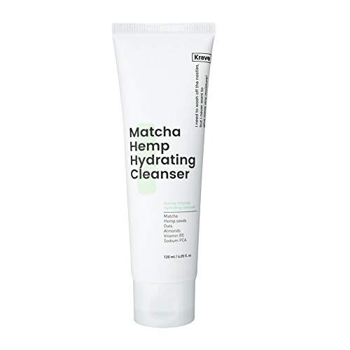 Krave Beauty - Matcha Hemp Hydrating Cleanser