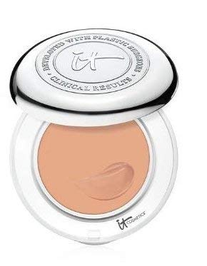 "It Cosmetics - It Cosmetics - Confidence in A Compact Full Coverage Foundation with SPF 50+ ""TAN"""