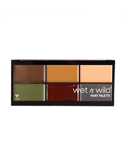 Wet N' Wild - Wet n Wild Halloween 2017 Fantasy Makers Paint Palette Neutrals #12912