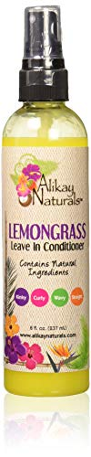Alikay Naturals Lemongrass Leave In Conditioner