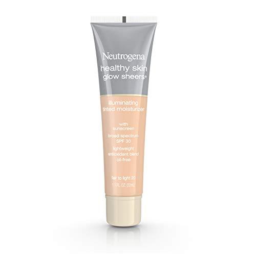 Neutrogena - Healthy Skin Glow Sheers Broad Spectrum Spf 30