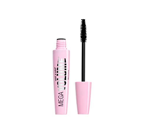Wet N' Wild - wet n wild Mega Volume Mascara, Very Black, 0.21 Ounce