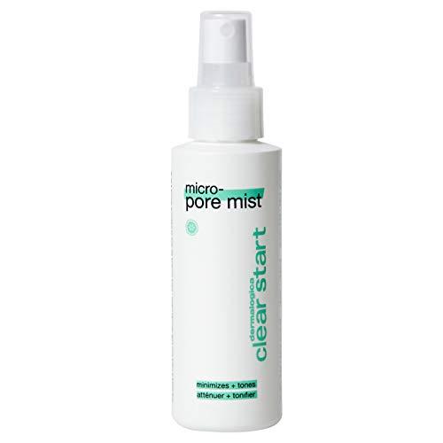 Dermalogica Dermalogica Micro-Pore Mist (4 Fl Oz) Pore-Minimizing Toner Mist with Niacinamide, Witch Hazel & Wild Rose Hips