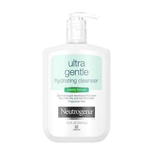 Neutrogena Ultra Gentle Hydrating Cleanser For Sensitive Skin