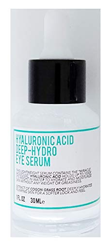 The Herbiarie - The Herbiarie Hyaluronic Acid Deep-Hydro Eye Serum - Botanical Based Skincare - Hydrate, Moisturize