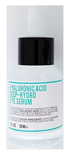 The Herbiarie - The Herbiarie Hyaluronic Acid Deep-Hydro Eye Serum - Botanical Based Skincare - Hydrate, Moisturize