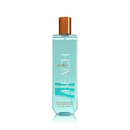 Bath and Body Works At the Beach by Bath and Body Works for Women - 8 oz Fine Fragrance Mist