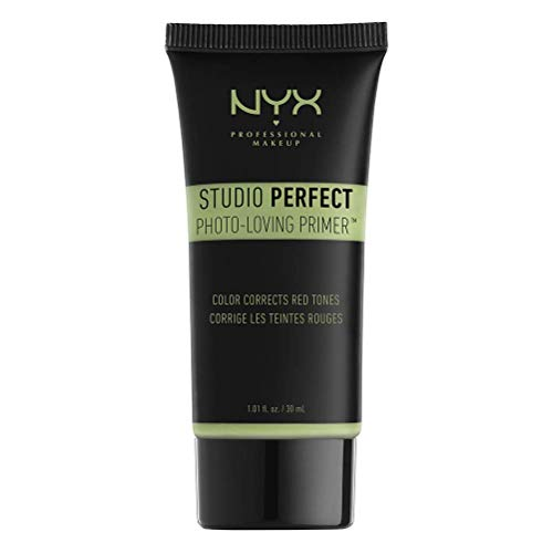 NYX - NYX Studio Perfect Primer, Green, 1.0 oz/30ml