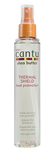 Cantu - Cantu Shea Butter Thermal Shield Heat Protectant, 5.1 Fluid Ounce