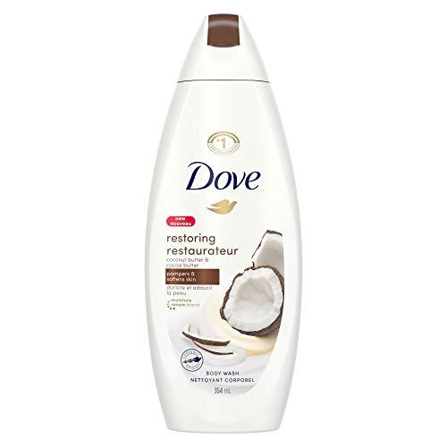 Dove Dove Coconut milk with jasmine petals for the body 354 ml