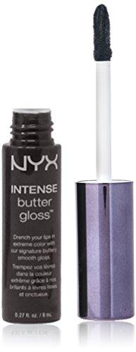 NYX - NYX PROFESSIONAL MAKEUP Intense Butter Gloss, Blueberry Tart, 0.27 Fluid Ounce