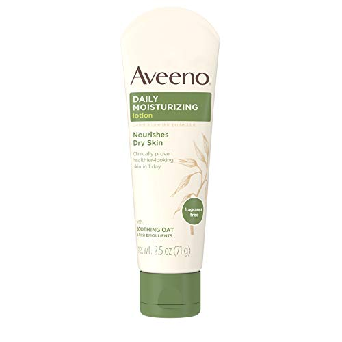 Aveeno - Aveeno Daily Moisturizing Body Lotion with Soothing Oat and Rich Emollients to Nourish Dry Skin