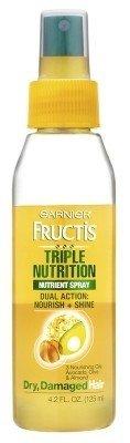 Garnier - Garnier Fructis Triple Nutrition Nutrient Spray 4.2oz (3 Pack)