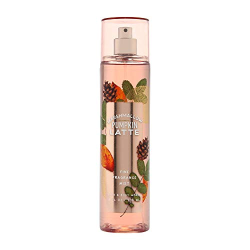 Bath & Body Works - Marshmallow Pumpkin Latte Fine Fragrance Mist