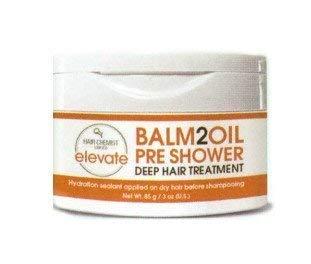 Hair Chemist - Hair Chemist Elevate Balm2Oil Pre Shower Deep Hair Treatment 3 ounce