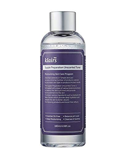 Klairs - Supple Preparation Unscented Toner
