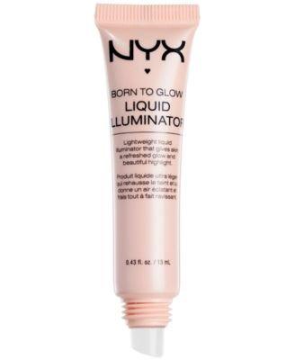 NYX - Born To Glow! Liquid Illuminator, Gleam
