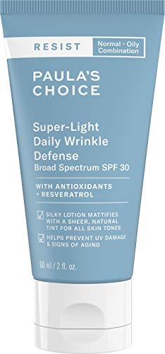 Paula'S Choice - RESIST Super-Light Daily Wrinkle Defense SPF 30