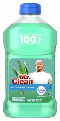 Mr. Clean Mr+Clean+78429+45+Oz+Mr+Clean+With+Febreze+Meadows+%26+Rain+Multi-Surface+Cleaner