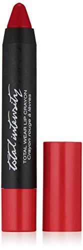 Total Intensity - Total Intensity Total Wear Lip Crayon, U Red My Mind, 0.09 Ounce