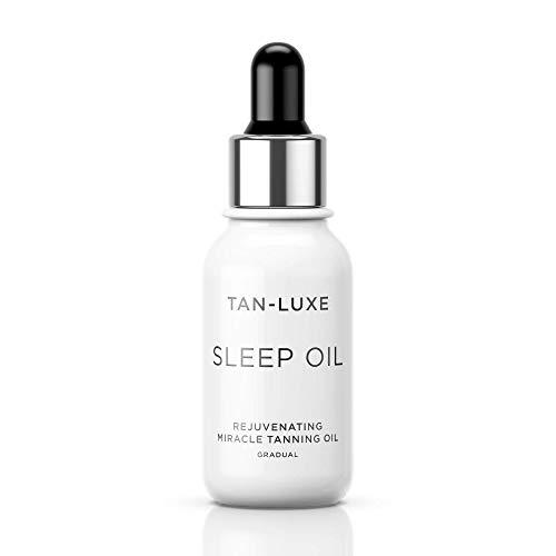 Tan-Luxe - Sleep Oil Rejuvenating Miracle Tanning Oil