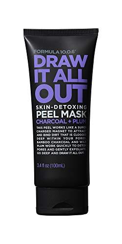 Formula Ten-O-Six - Draw It All Out Skin-Detoxing Charcoal + Plum Peel Mask