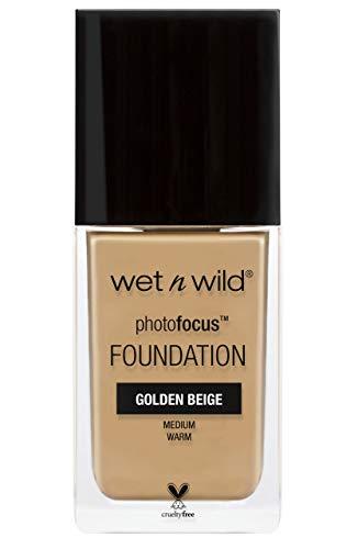 Wet N' Wild - Markwins Wet'N Wild Photofocus Foundation Golden Beige
