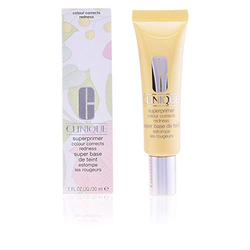 Clinique - Clinique Super Primer Face Primer Color Corrects Redness for Women, 1 Ounce