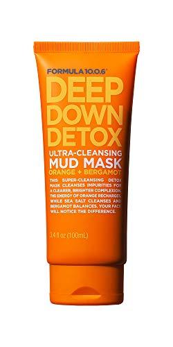 Formula Ten-O-Six - Deep Down Detox Facial Masks