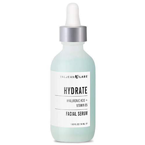 Valjean Labs - Facial Serum, Hydrate, Hyaluronic Acid + Vitamin B5