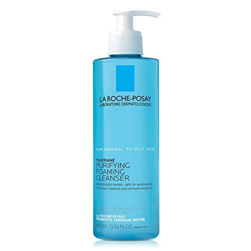 La Roche-Posay La Roche-Posay Toleriane Purifying Foaming Cream Cleanser, 4.22 Fl. Oz.