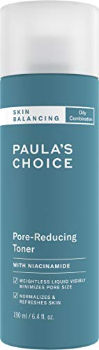 Paula'S Choice - Paula's Choice Skin Balancing Pore-Reducing Toner for Combination and Oily Skin, Minimizes Large Pores, 6.4 Fluid Ounce Bottle