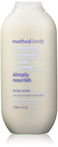 Method - Method Experiential Body Wash Simply Nourish 18 fl oz, pack of 1