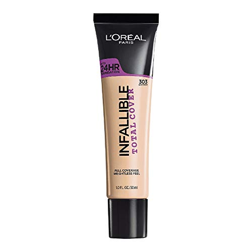 l'Oreal Paris - Infallible Total Cover Foundation