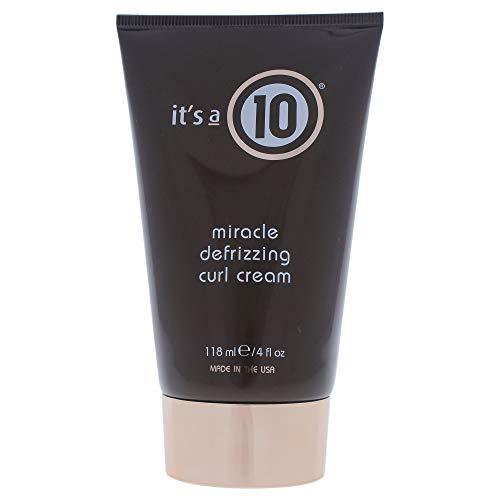 It's a 10 - It's A 10 It's A 10 Miracle Defrizzing Curl Creme 4 Oz, 4 Oz