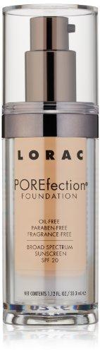 Lorac - LORAC POREfection Foundation, PR5-Golden Light, 1.12 fl. oz.
