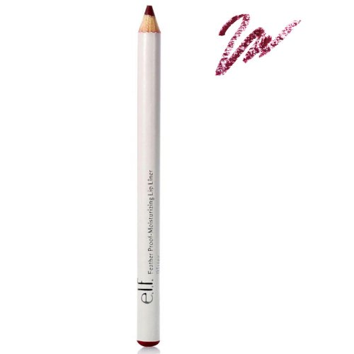 E.l.f Cosmetics - e.l.f. Feather Proof Moisturizing Lip Liner, Bitter, 0.04 Ounce