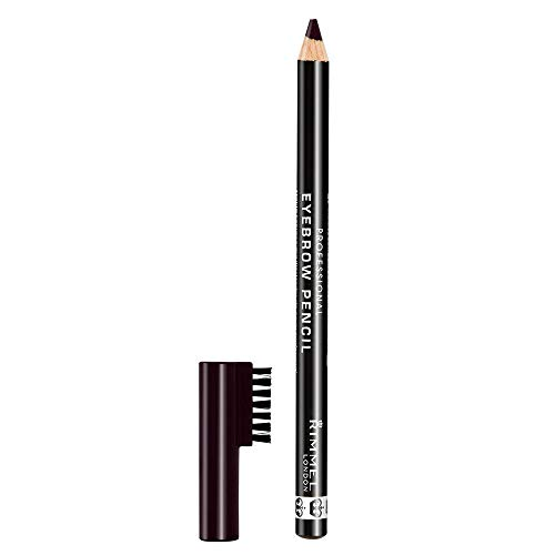 Rimmel - Rimmel London Professional Eyebrow Pencil - Black Brown